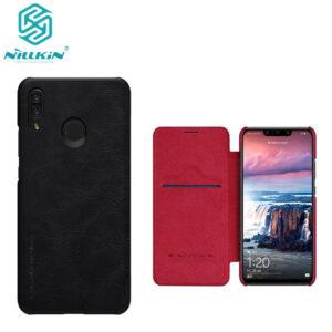 کیف چرمی نیلکین هواوی Nillkin Qin Series Wallet Cover Huawei Nova 3i | P Smart Plus