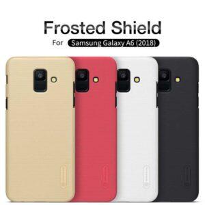 قاب محافظ فراستد شیلد سامسونگ Frosted Shield Nillkin Case | Galaxy A6 2018