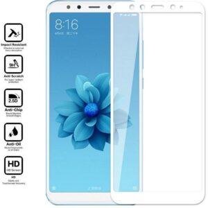 محافظ صفحه تمام چسب شیائومی Mi 5D Glass Xiaomi Mi 6X | Mi A2