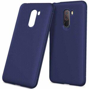 قاب فیبر کربنی شیائومی Remax Fiber Carbon Case Xiaomi Poco F1 | Pocophone F1