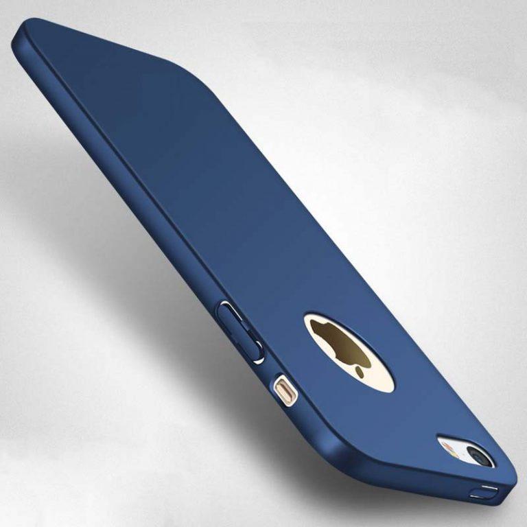 قاب محافظ اپل UNIMOR Shield Ultra-Thin Frosted Hard Case iphone 5 | 5s | SE
