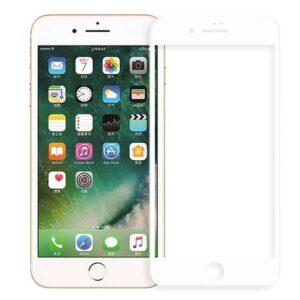محافظ تمام چسب پوشش منحنی اپل MB Full Coverage 5D Glass   iphone 7