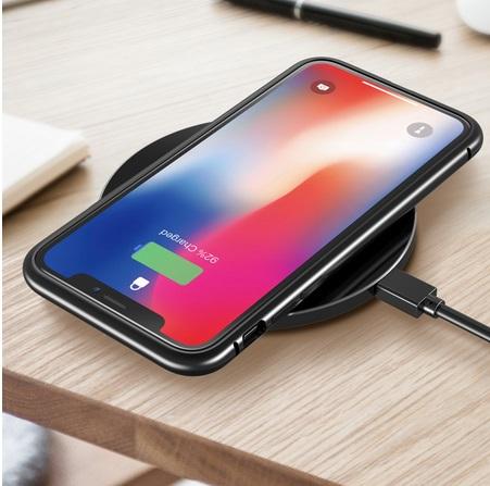 قاب محافظ آهنربایی آیفون Magnetic Adsorption Metal Frame Case | iphone XR