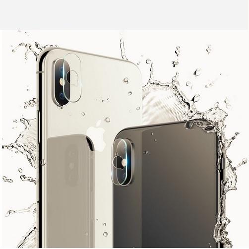 محافظ شیشه ای لنز دوربین آیفون Remax Camera Lens Anti-Scratch Glass | iphone XS