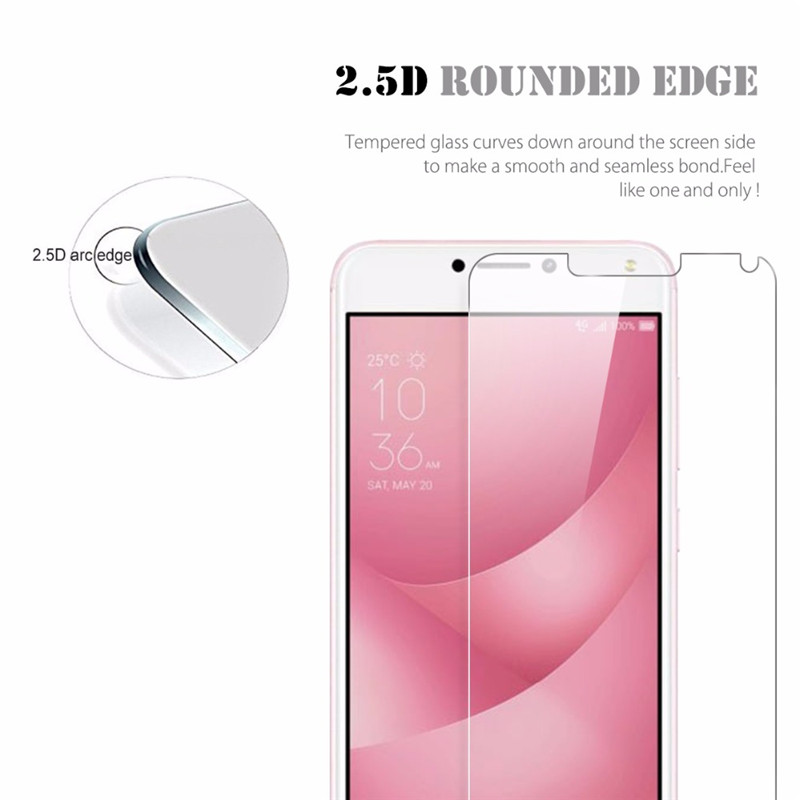محافظ صفحه نمایش ایسوس ELK Screen Glass | ASUS Zenfone 4 Max ZC554KL