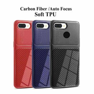 قاب فیبر کربن هواوی Auto Focus Soft Carbon Fiber Case Honor 7C | Enjoy 8