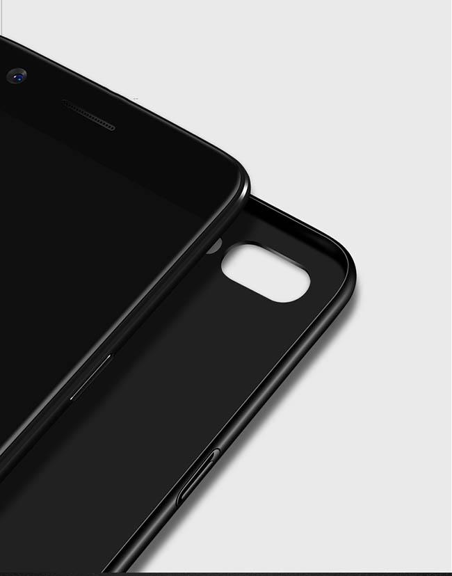 قاب محافظ طرح سیلیکونی آنر JMC Soft Silicone Case | Honor 9 Lite