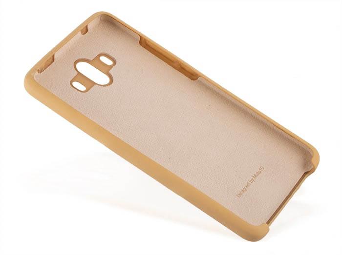 قاب سیلیکونی هواوی Soft Liquid Silicone Gel Rubber Case | Huawei Mate 10