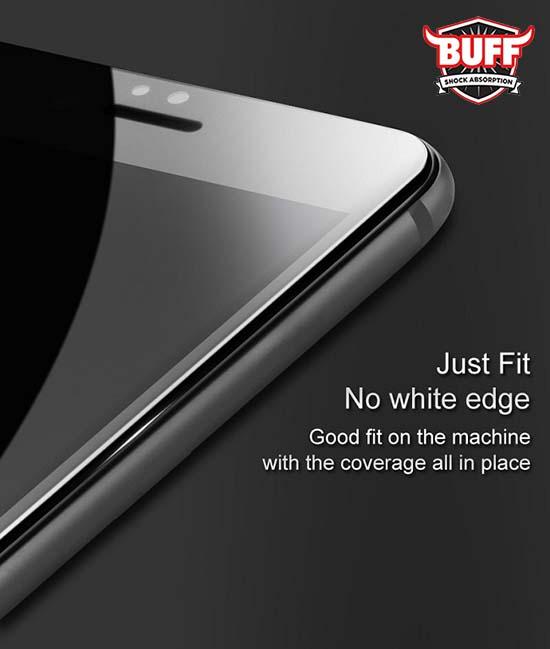 محافظ صفحه شیشه ای بوف هواوی BUFF Full 5D Glass | Huawei Mate 20 Lite