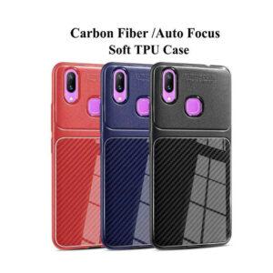 قاب فیبر کربن هواوی Auto Focus Carbon Fiber Case Nova 3i | P Smart Plus