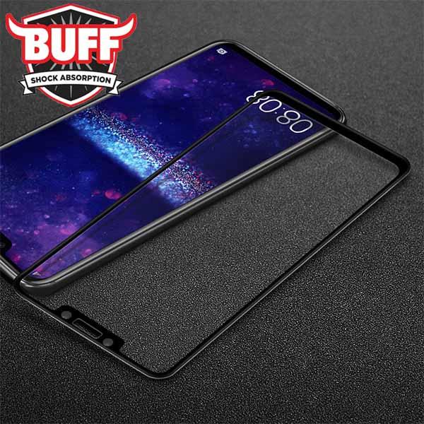 محافظ تمام صفحه بوف هواوی BUFF Full 5D Glass Huawei Nova 3i   P Smart Plus Plus