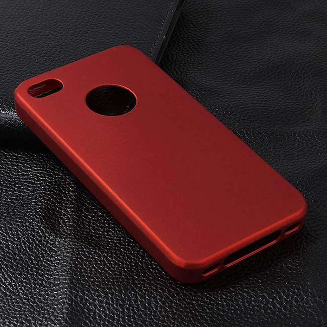 قاب محافظ ژله ای آیفون Remax Slim TPU Back Cover iphone 4 | 4S