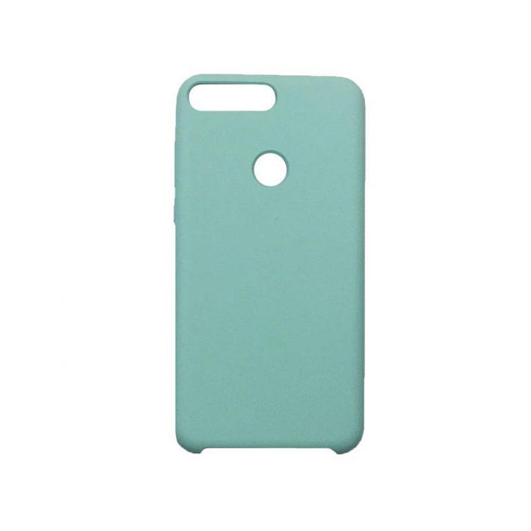 قاب محافظ سیلیکونی هواوی Soft Touch Liquid Silicone Cover | Huawei Y6 Prime 2018
