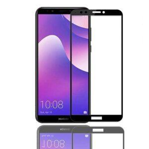 محافظ صفحه تمام چسب هواوی MB Full 5D Glass Huawei Y7 Prime 2018 | Nova 2 Lite