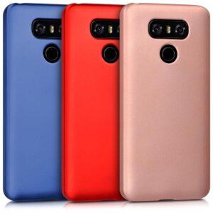 قاب محافظ طرح سیلیکونی الجی JMC Ultra Slim Soft Silicone Case | LG G6