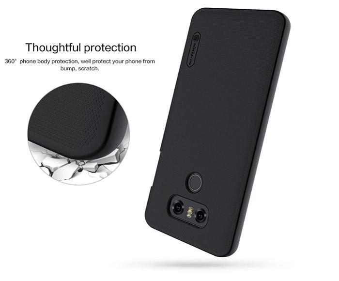 قاب فراستد شیلد الجی Nillkin Super Frosted Shield Matte Case | LG G6