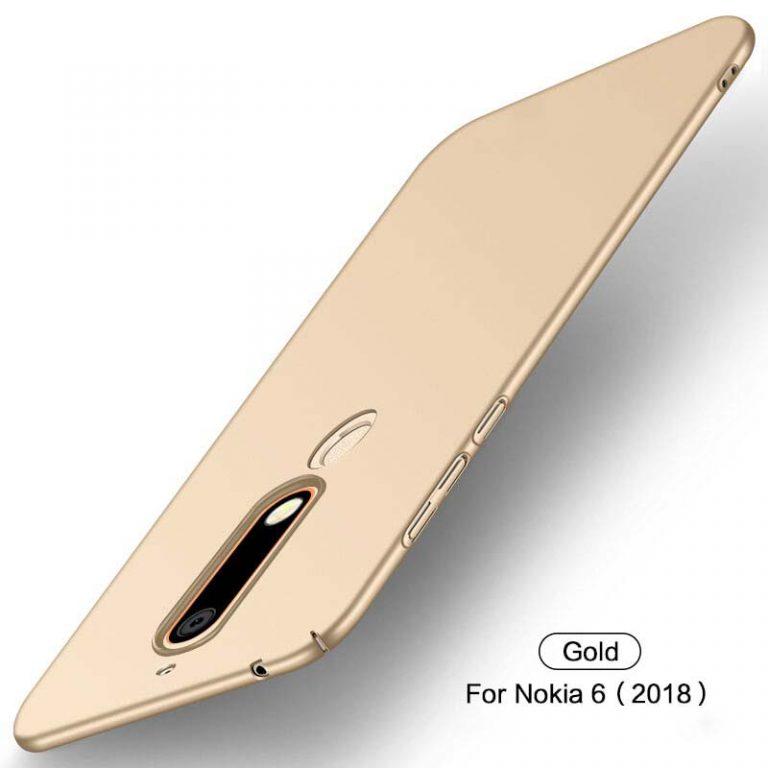 قاب محافظ سخت نوکیا ELK Slim Matte Hard Back Cover Nokia 6.1   6 2018
