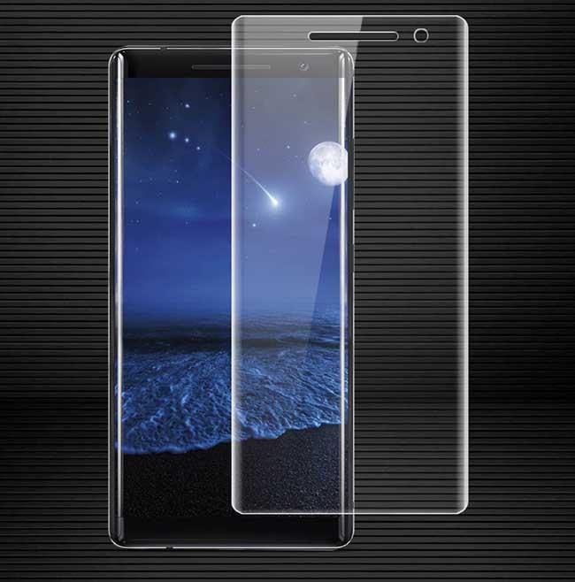 محافظ صفحه نانو پوشش منحنی نوکیا REMO TPU Nano Protector   Nokia 8 Sirocco