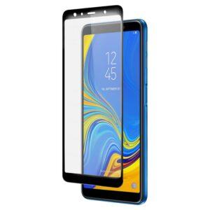 محافظ صفحه تمام چسب سامسونگ Full Glue 5D Glass Galaxy A7 2018   A750