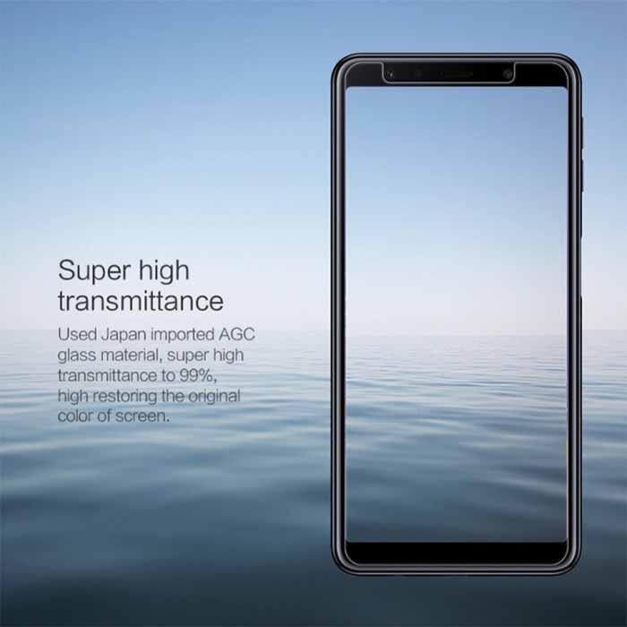 محافظ صفحه شیشه ای سامسونگ JMC Tempered Screen Glass Galaxy A7 2018 | A750