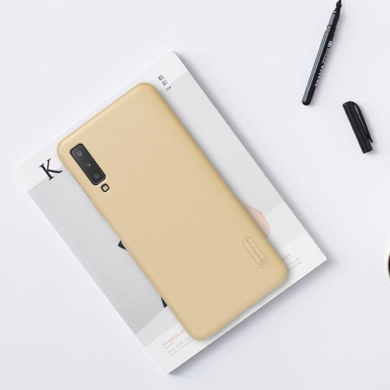 قاب محافظ سامسونگ Frosted Shield Nillkin Case Galaxy A7 2018   A750
