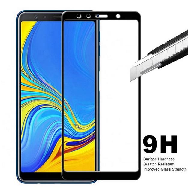 محافظ صفحه نانو پوشش منحنی سامسونگ Janit Nano Screen Protector Galaxy A7 2018 | A750