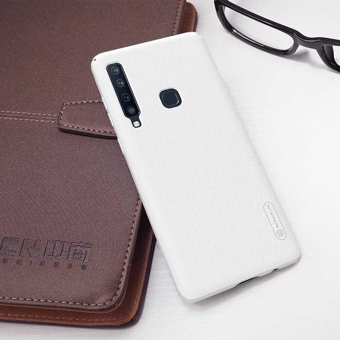 کاور محافظ سامسونگ Nillkin Frosted Shield Case Galaxy A9s | A9 2018 | A9 Star Pro