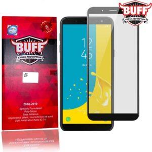 محافظ صفحه شیشه ای بوف سامسونگ BUFF Full Coverage 5D Glass | Galaxy j6 2018