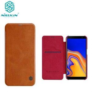 کیف نیلکین سامسونگ Nillkin Qin Flip Cover Galaxy j6 Plus | j6 Prime 2018