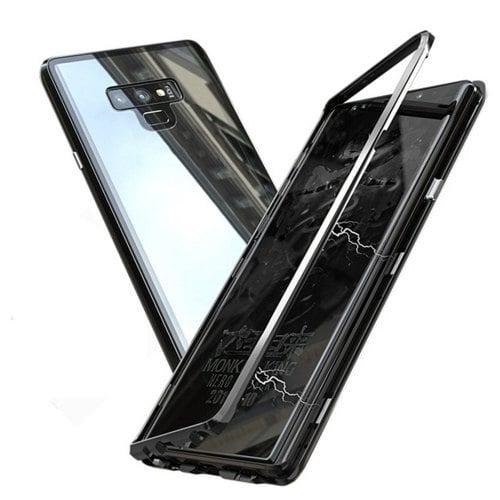 قاب مگنتی سامسونگ Magnetic Adsorption Technology Metal Frame Case | Galaxy Note 9 |