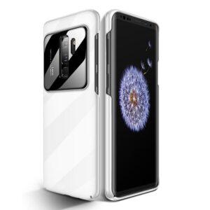 قاب محافظ سامسونگ Spigen Luxury Lens Glossy Hard Plastic Case | Galaxy S9 Plus