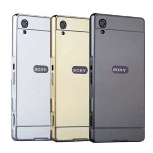 قاب محافظ آینه ای دو تیکه سونی Aluminium Mirror Case | SONY XA