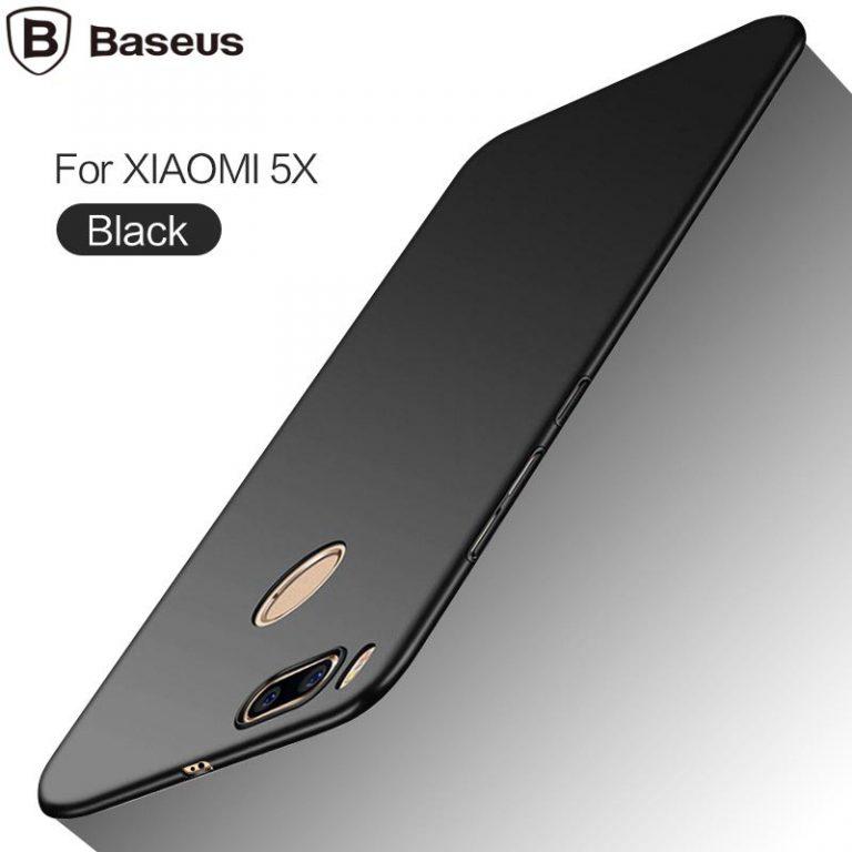 قاب محافظ انعطاف پذیر بیسوس شیائومی Baseus Slim TPU Case Xiaomi Mi A1   Mi 5X