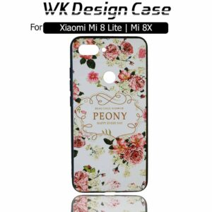 قاب فانتزی شیائومی WK Design Girls Case Xiaomi Mi 8 Youth | Mi Lite