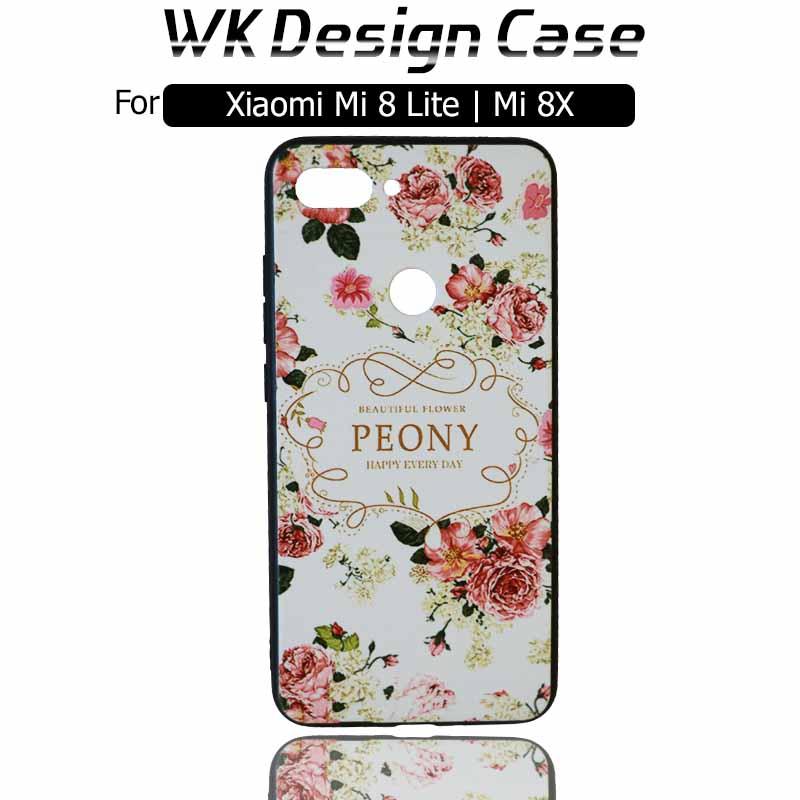 قاب فانتزی شیائومی WK Design Girls Case Xiaomi Mi 8 Youth | Mi Lite