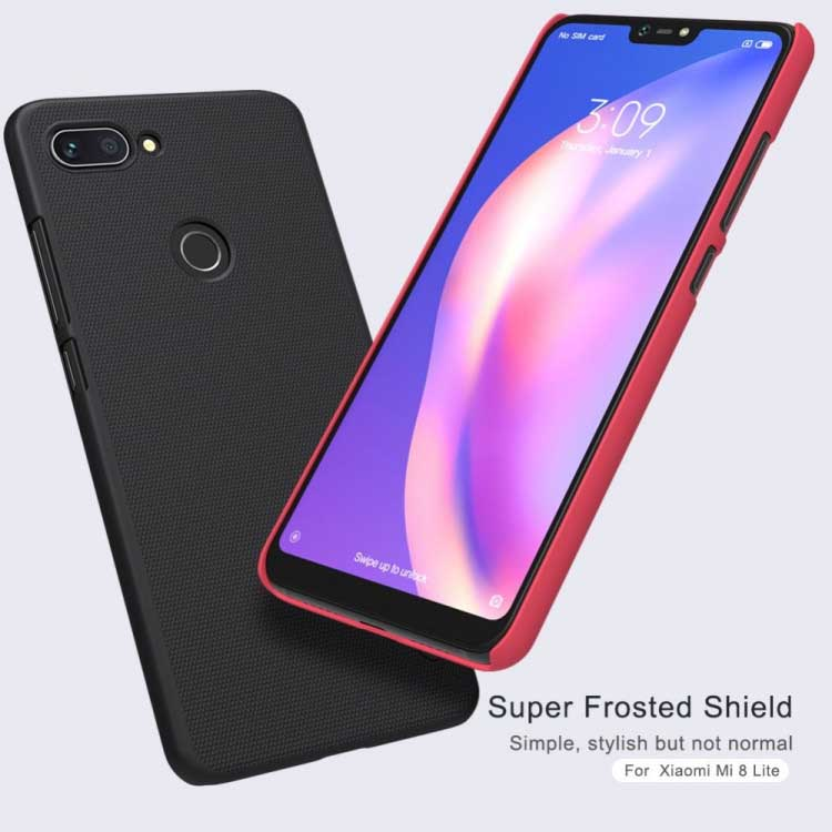قاب فراستد شیلد شیائومی Frosted Shield Nillkin Case Xiaomi Mi 8 Lite | Mi 8 Yuoth