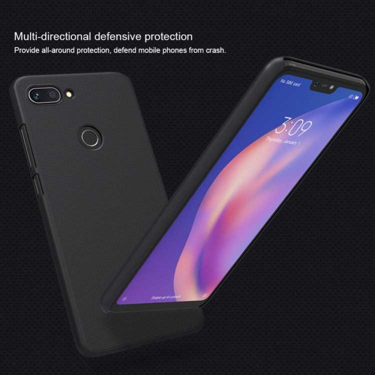 قاب فراستد شیلد شیائومی Frosted Shield Nillkin Case Xiaomi Mi 8 Lite | Mi 8 Youth