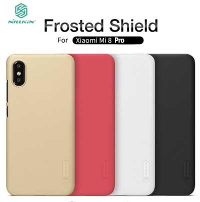 قاب محافظ نیلکین شیائومی Nillkin Super Frosted Shield Matte Case | Xiaomi Mi 8 Pro