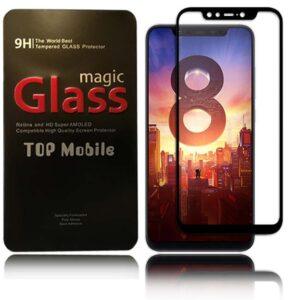 محافظ صفحه تمام چسب شیائومی Film Full Coverage Glass | Xiaomi Mi 8 SE