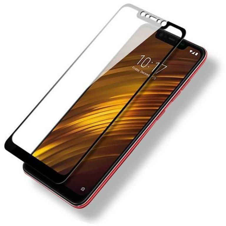 محافظ صفحه تمام چسب شیائومی Mi Full 5D Glass Xiaomi Poco F1 | Pocophone F1
