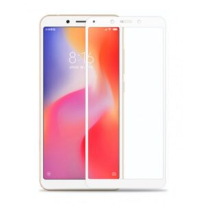 محافظ صفحمحافظ صفحه تمام چسب شیائومی Mi Full Coverage 5D Glass | Xiaomi Redmi 6Aه تمام چسب شیائومی Mi Full Coverage 5D Glass | Xiaomi Redmi 6A