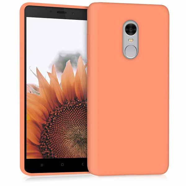 قاب محافظ شیائومی JMC Ultra Slim Soft Silicone Case | Xiaomi Redmi Note 4