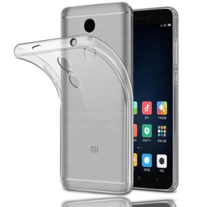 قاب محافظ شیائومی Mi Clear Silicone Case | Xiaomi Redmi Note 4X