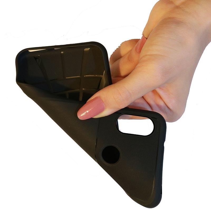 قاب محافظ سیلیکونی شیائومی ipaky Silicone Shockproof Case   Redmi Note 6 Pro