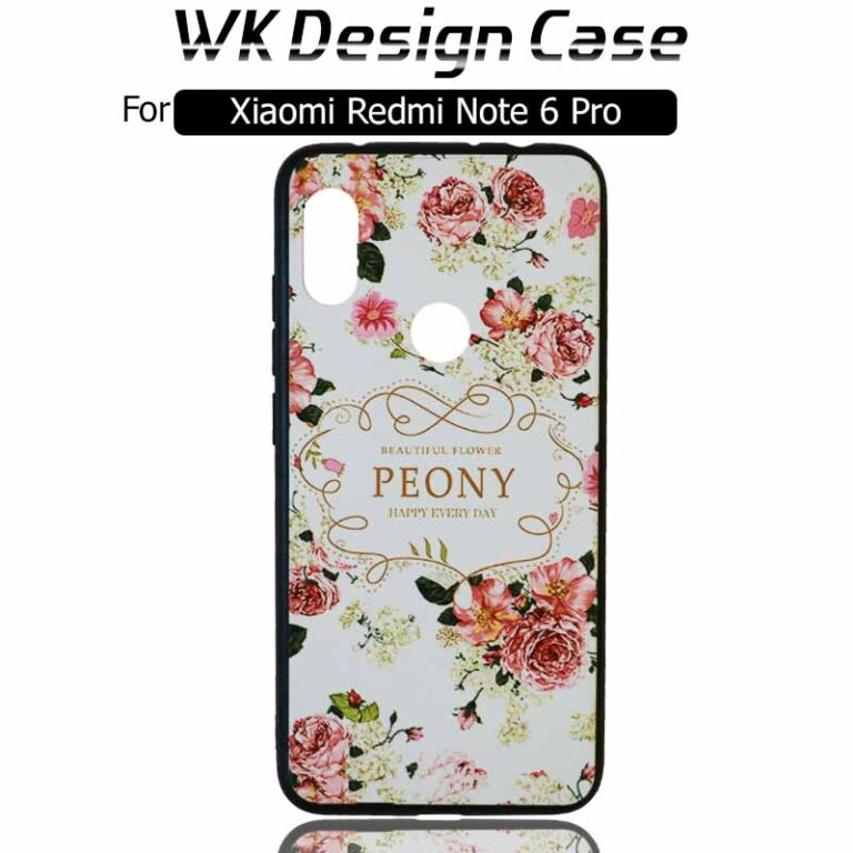قاب محافظ شیائومی WK Girls Design Soft Case | Xiaomi Redmi Note 6 Pro
