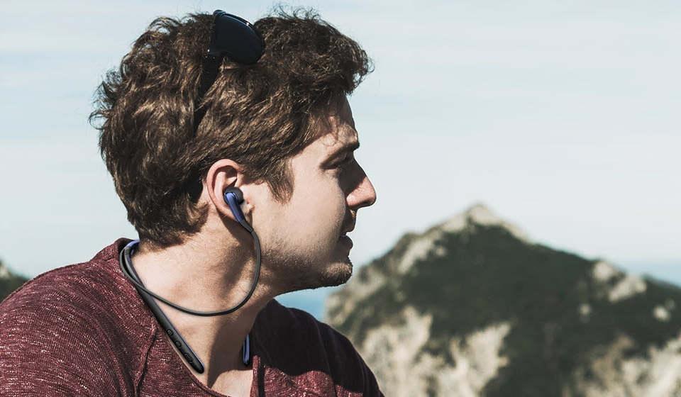 هندزفری بلوتوث سامسونگ Samsung Level U PRO Wireless Headphones