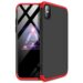 قاب محافظ سه تیکه اپل GKK 3 in 1 Full Coverage Matte Case | iphone XS Max