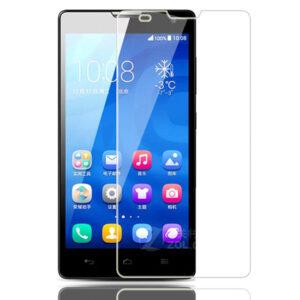 محافظ شیشه ای صفحه نمایش آنر 9H Screen Protector Tempered Glass | Honor 3C