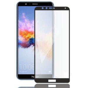 محافظ صفحه تمام چسب پوشش کامل آنر MB Full Coverage 5D Glass | Honor 7X
