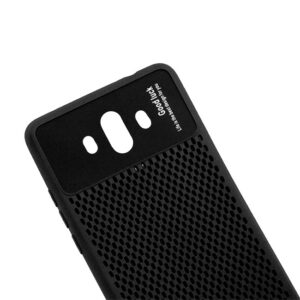 قاب ژله ای توری هواوی Breathable Mesh Cooling TPU Hollow Case | Huawei mate 10